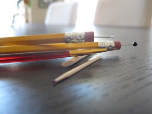 Homemade Dotting Tools